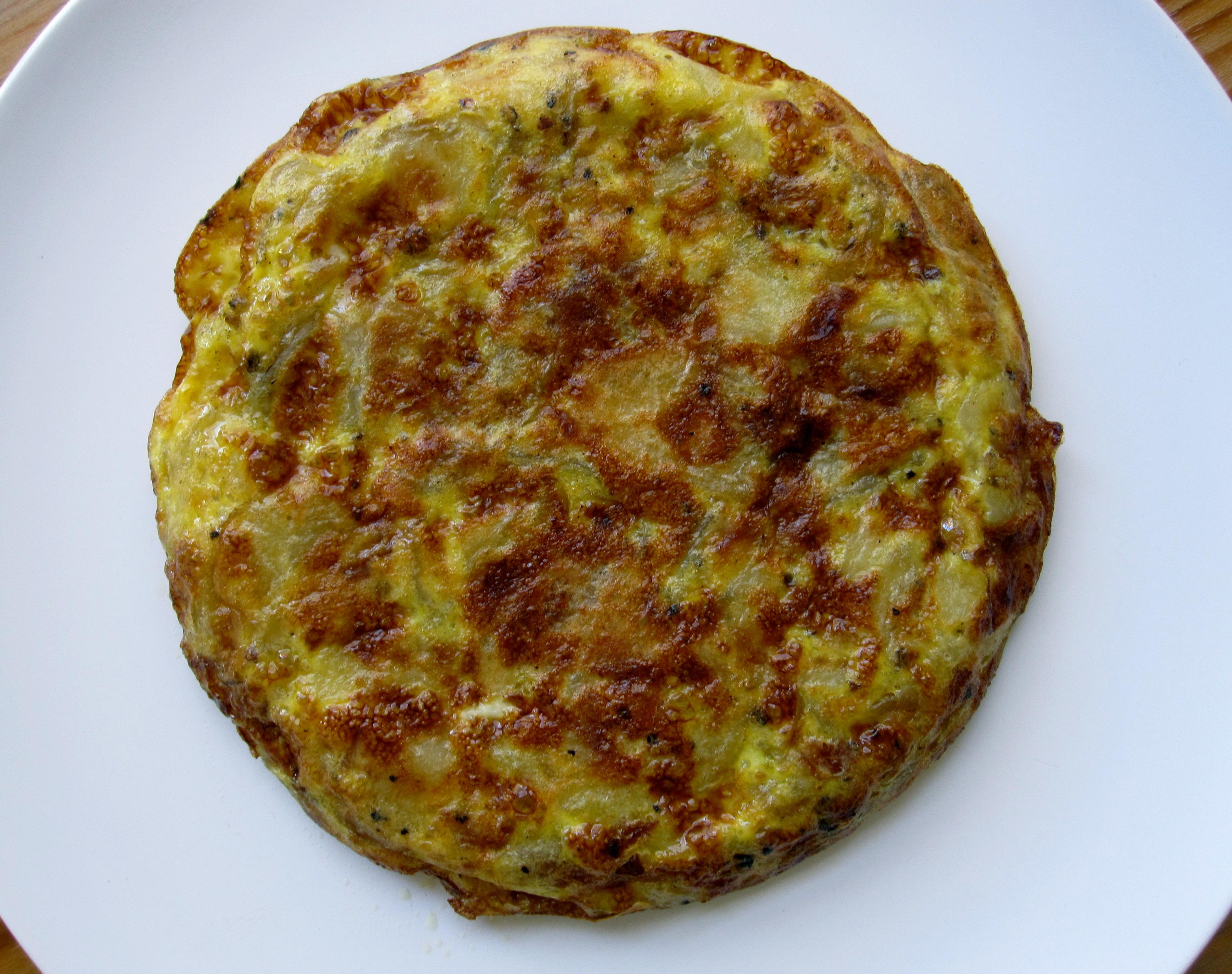 Tortilla Española | Six Twists
