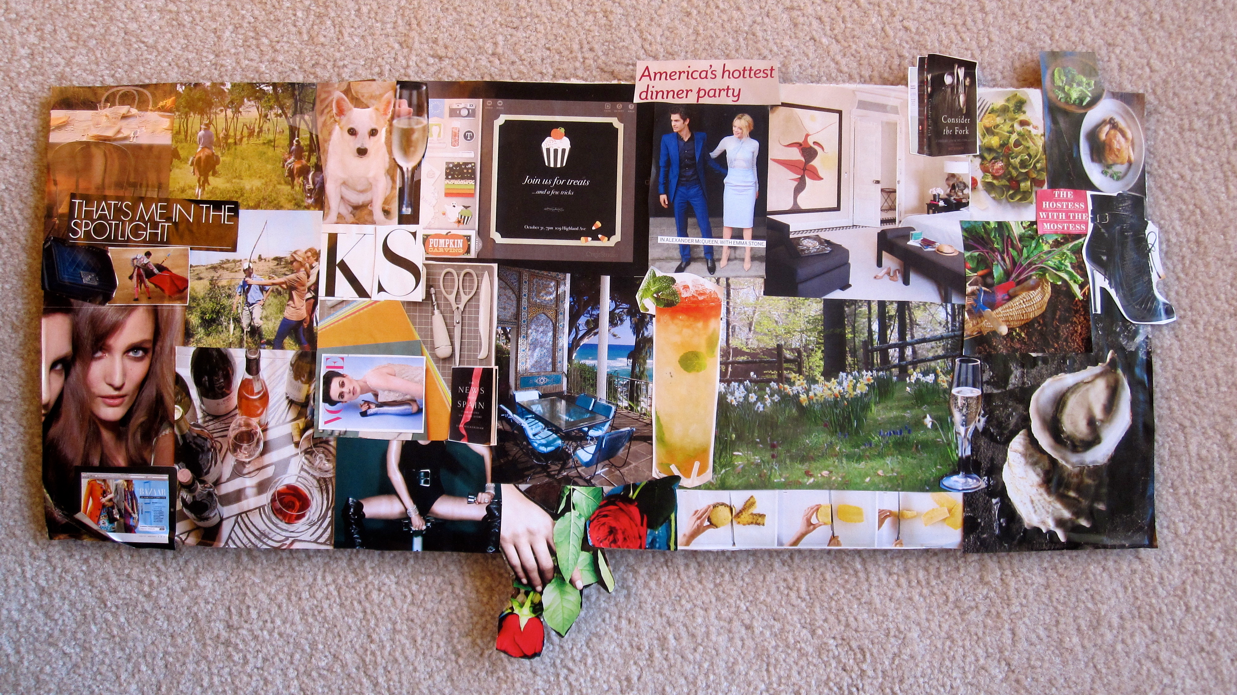 How To Create A Vision Board Six Twists